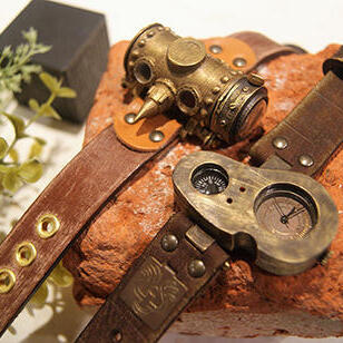 自分だけの時間をたのしむ――天空の城ラピュタ・クラフト腕時計
