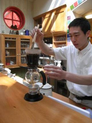 丸山くんとコーヒー