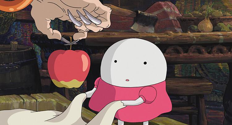 「パン種とタマゴ姫」場面写真