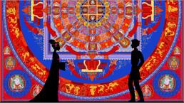 三鷹の森ジブリ美術館ライブラリー作品 映画『夜のとばりの物語』場面写真 05